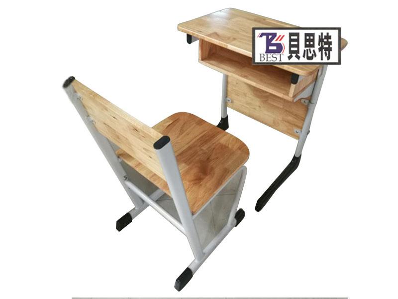 蘭州實木課桌椅定制批發