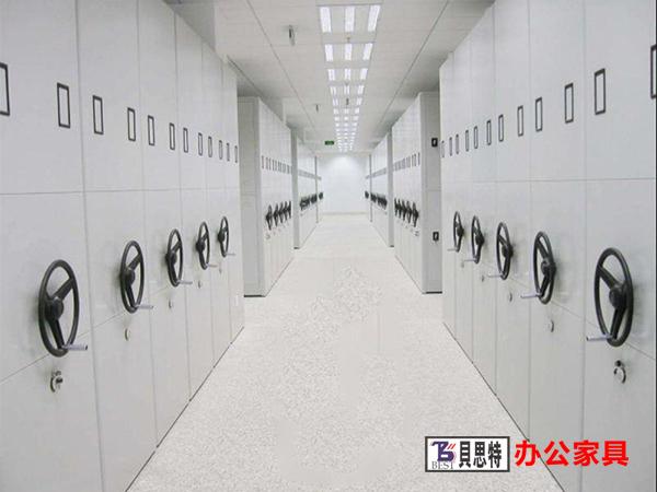 电脑智能密集柜