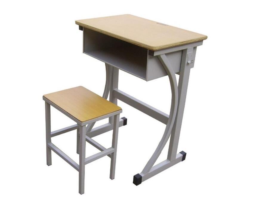 天水学生课桌椅安装方法