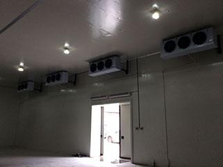 中國農業科學院蘭州獸醫研究所藥品、實驗室冷庫設計安裝項目