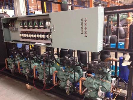 兰州低温冷冻库设计与安装