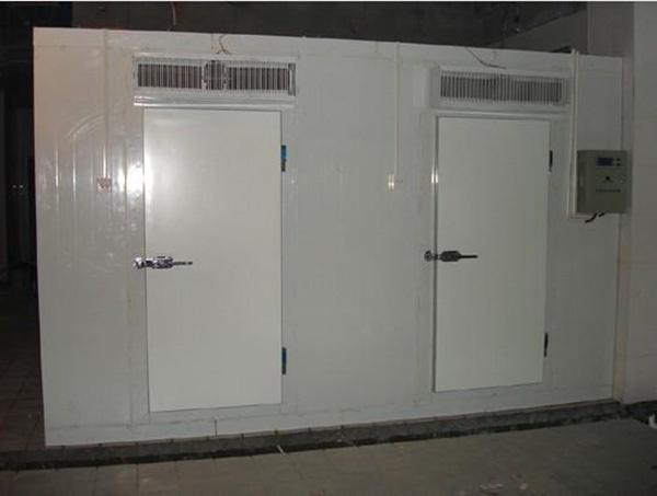 冷庫工程安裝制冷管道