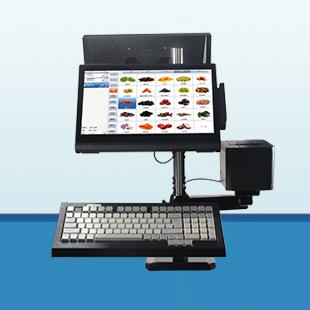 超市收银收款机HDD-780