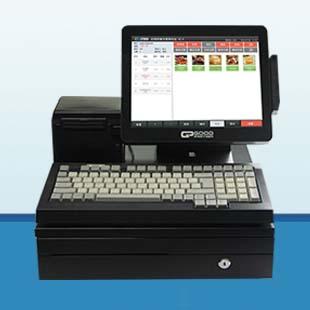 超市收款机HDD-280型/