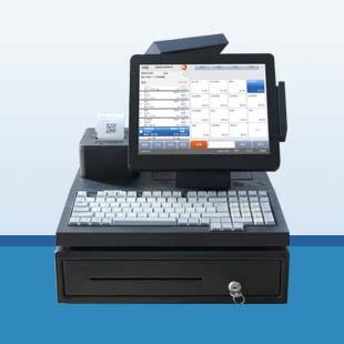 超市收款机HDD-380PLUS/