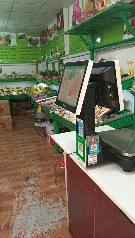 超市收款机