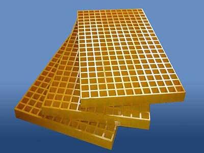 玻璃钢格栅防滑板