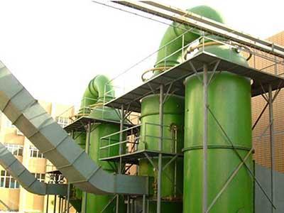 甘肃电厂玻璃钢脱硫塔