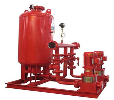 一体化消防泵房