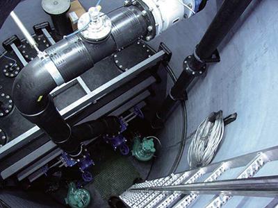 一体化水箱泵房