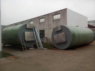 一体化污水泵房