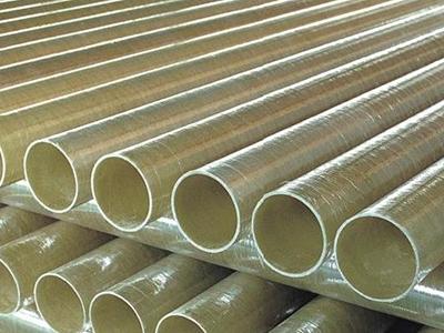 如何正确保养玻璃钢管道