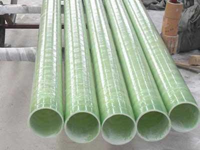 甘肃玻璃钢管道的优势