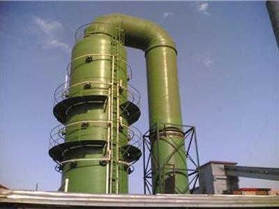 脱硫塔的脱硫效率
