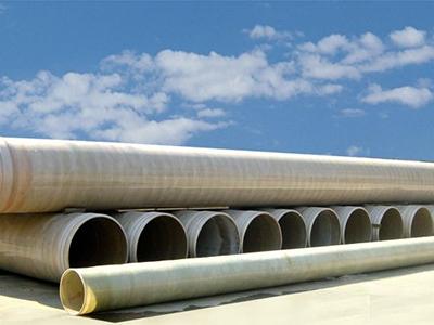 玻璃钢排污管道