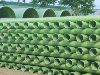 玻璃钢管道与钢管连接