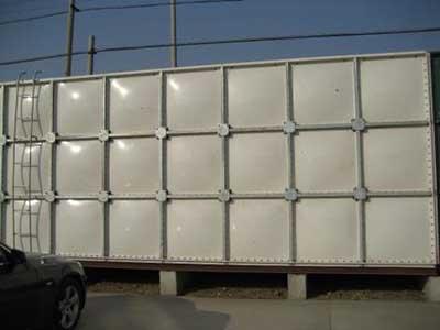 青海玻璃钢水箱
