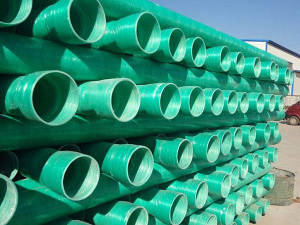 兰州玻璃钢管道厂家