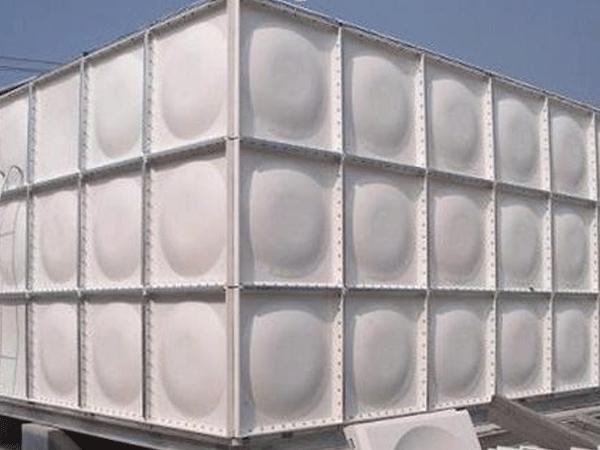甘肃玻璃钢水箱安装方法