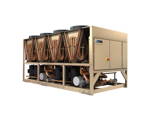 风冷涡旋式热泵机组