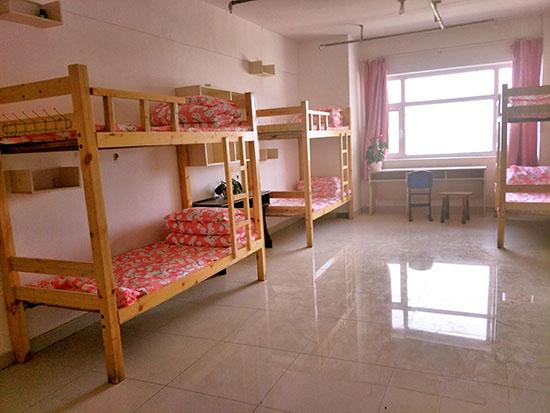 甘肃高考美术培训学校寝室
