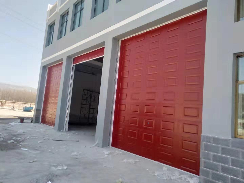 兰州防火卷帘门