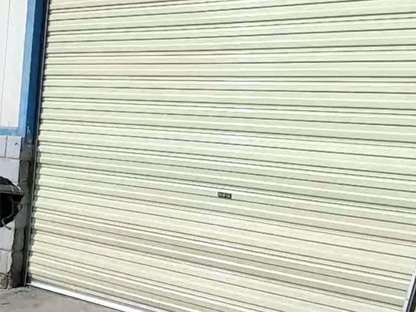 甘肃城关区卷帘门安装项目