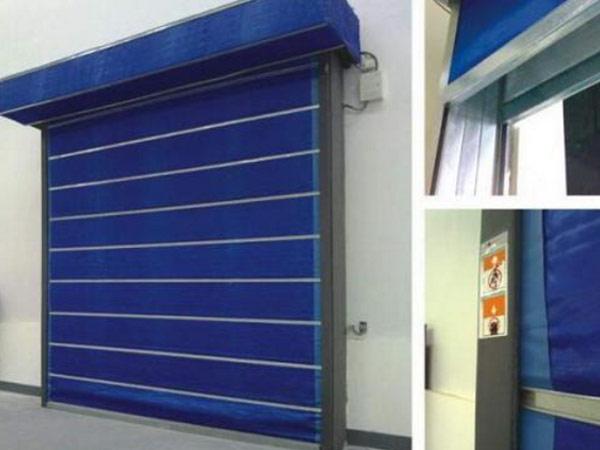 为什么无法打开卷帘门,我们来看一下电动防火卷帘门结构维修方法