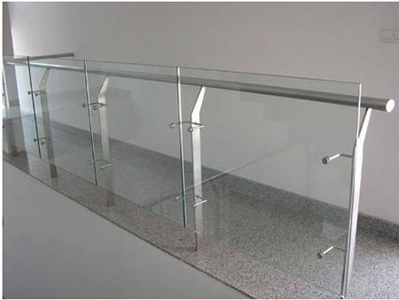 玻璃不锈钢栏杆