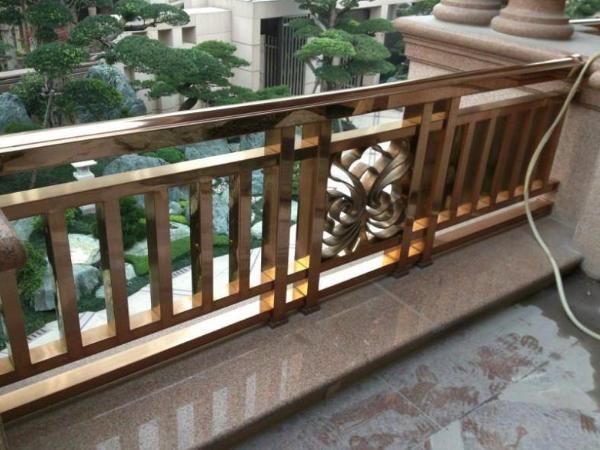 浅谈如何解决不锈钢栏杆的质量问题呢?