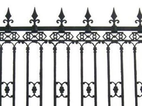 定西栏杆厂家带您了解铁艺栏杆的安装要求