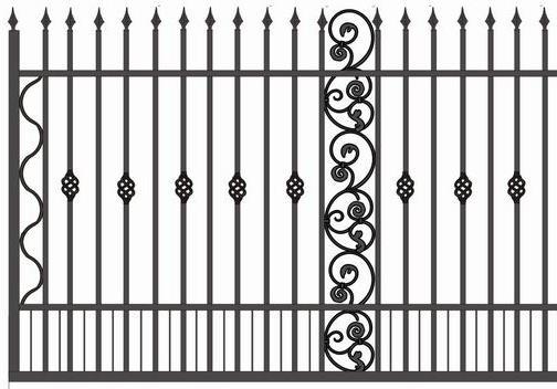 护栏厂家简述铁艺护栏的施工安排有哪些?