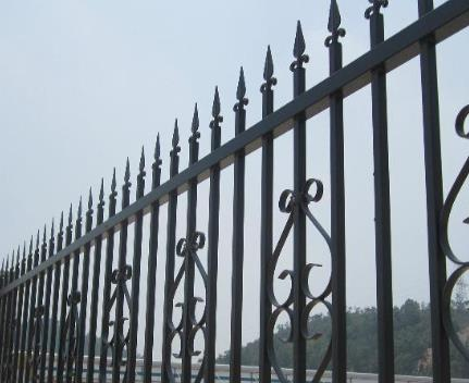 浅谈铁艺护栏的制作工艺流程是什么?