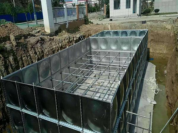 装配式bdf水箱