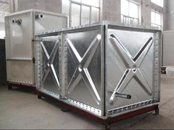 组合式镀锌水箱