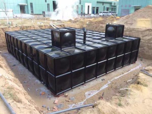 地埋式镀锌水箱