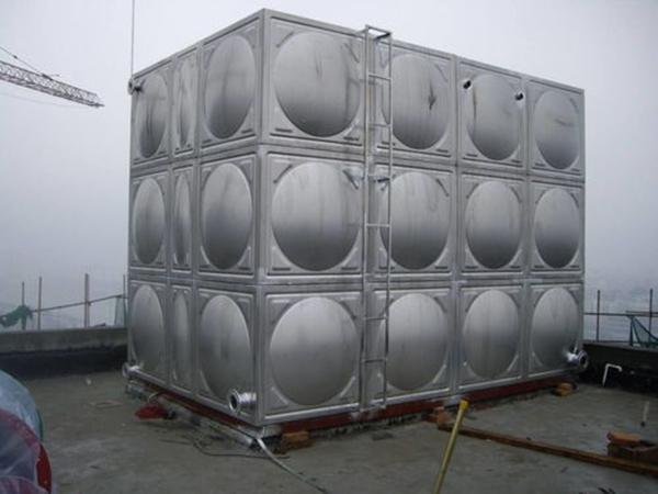 组合式不锈钢水箱定做