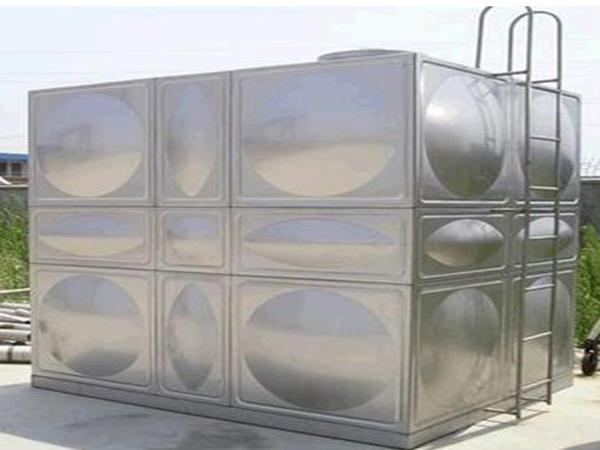 储水保温不锈钢水箱