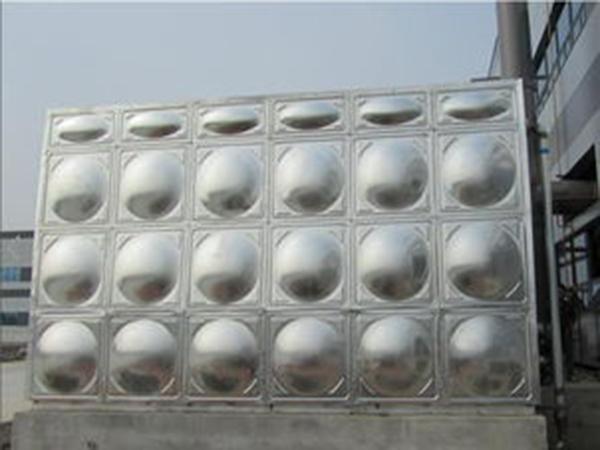 方形保温不锈钢水箱