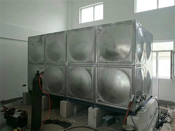 消防不锈钢水箱安装