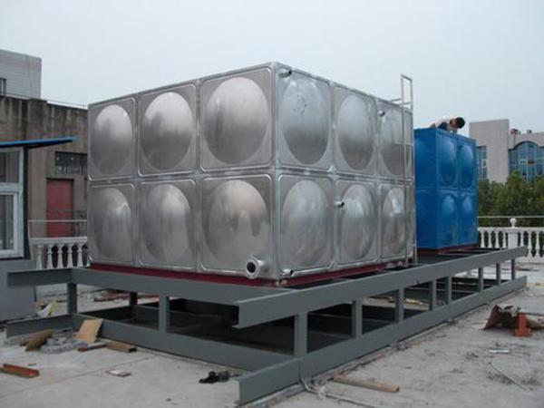 保温方形不锈钢水箱