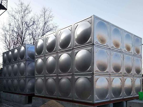 18吨消防水箱