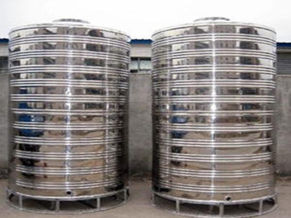 圆形保温水箱