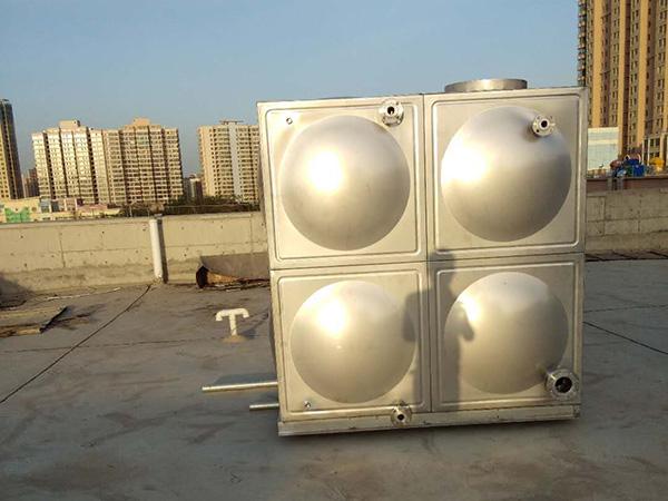方形保温水箱