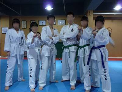 白银兰州跆拳道成人班