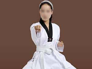 白银成人跆拳道馆