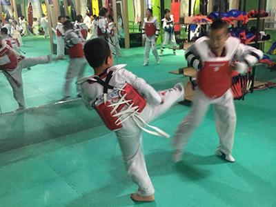 跆拳道练习中心