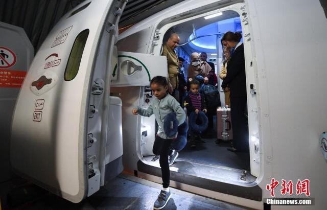 兰州飞雪跆拳道培训学校分享中国杭州—埃及开罗直航航线正式开通