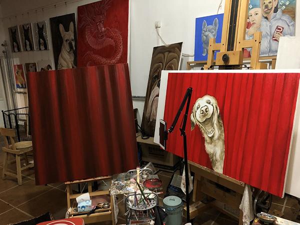 蘭州高考美術畫室