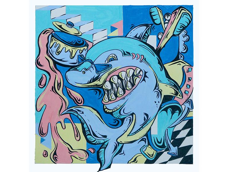 魯美設計-鯊魚